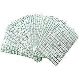 50 Stück 10 cm x 15 cm Fixierpflaster,Transparente Atmungsaktive Hautschutzauflage für Tätowierte...