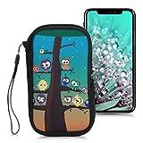kwmobile Handytasche fr Smartphones L - 6,5' - Neopren Handy Tasche Hlle Cover Case Schutzhlle -...