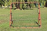 Poooooi Training Fußball Fußball Ziel Praxis Ausbildung Schuss Ziel Net Tragbare Fußball Ball...