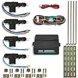 JOM 7104-5 Universal Auto Funk Zentralverriegelung Steuereinheit 2/4 trer 4 Stellmotoren Set