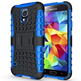 ykooe Galaxy S5 Hlle,S5 Hlle (TPU Series) Dual Layer Hybrid Handyhlle Drop Resistance Handys Schutz...