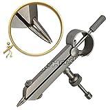 PTL Organizer Schmuckherstellung Werkzeuge Verstellbar Spitzen #0428