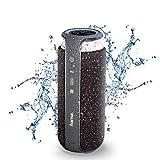 Hama Bluetooth-Lautsprecher (mit Touch-Steuerung, 24 W, tragbar/kabellos/spritzwassergeschützt...