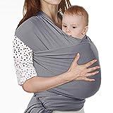 Lictin Babytragetuch Kindertragetuch Babybauchtrage Sling Tragetuch für Baby Neugeborene Innerhalb...
