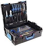 GEDORE L-BOXX 136 - 23 teilig / Der Azubi Werkzeugkoffer mit Check-Tool-Einlage / Profi Werkzeuge...