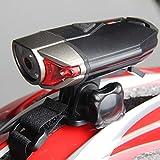 mingyangwl LED Stirnlampen Wiederaufladbare Front Fahrrad Helm Licht LED Lenker Lampen Fahrrad Helm...