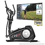 Sportstech CX2 Crosstrainer- Deutsche Qualitätsmarke -Video Events & Multiplayer APP & integriertem...