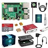 LABISTS Raspberry Pi 4 Model B 2GB kit mit 32GB Class 10 Micro SD-Karte, 5,1V 3,0A USB-C...