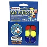 Putty Buddies Floating 3er-Pack, Rot, Gelb und Blau, 1 Pack (3 Pairs)