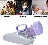 smzzz Urinflasche Unisex Inkontinenz Pee-Flasche für Männlich Weiblich Ältere behinderte Kinder...