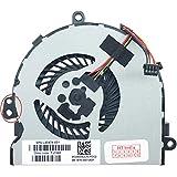 Lüfter Kühler Fan Cooler kompatibel für HP 250 G7 (6UM76ES), 250 G7 (6MQ43ES), 250 G7 (6UM74ES),...