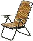 Yuzhonghua Bambus Liegestühle, Klappstühle, Bürostühle Mittagspause Stühle, Strandliegen