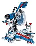 Bosch Professional Paneelsäge GCM 350-254 (1x Sägeblatt Holz, Klemmschelle, Karton, Nennaufnahme:...
