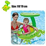 BONLL Boje Schwimmring, geeignet für Kinder im Alter von 1-6 Jahren, umweltfreundliche Materialien,...