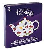 English Tea Shop Geschenkkollektion für Früchtetee und Kräutertee mit Metallgeschmack - 1 x 72...
