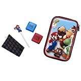 Offizielles Nintendo New 3DS XL / 3DS XL - Zubehör-Set 'Official Essential Mario Pack' , Motiv:...