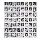 ShixinC Fotokarten-Poster, 56 Teile/Set New Kpop BTS Lomo Cards Collective Photocard Poster...