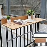 Folding table Klappbarer Balkon-Hängetisch, Bartheke, höhenverstellbarer Gartentisch, klappbarer...