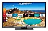 Telefunken XU49G521 124 cm (49 Zoll) Fernseher (4K Ultra HD, HDR 10, Triple-Tuner, Smart TV, Prime...