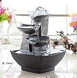 Feng Shui Rad Ornamente Wasser Brunnen Einfache Moderne Handwerk Hauptdekorationen Wohnzimmer Studie...