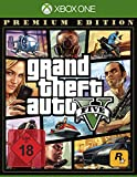 Grand Theft Auto V Premium Edition - [Xbox One]