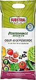Substral Performance Organics Gemüse Erde, grün