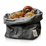 bun-di Swiss - KREMPELBOX XL | Großer Brotkorb, Paper-Bag, Utensilo, Deko-Übertopf, Geschenkbox |...
