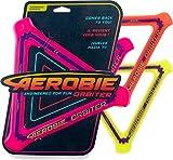 Aerobie 6046408 - Orbiter Boomerang, dreieckiger Boomerang mit Durchmesser 24,5cm, farblich sortiert
