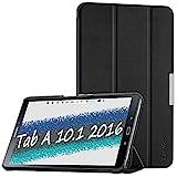EasyAcc Ultra Dnn Hlle fr Samsaung Galaxy Tab A 10.1, mit Standfunktion und Auto Sleep/Wake Up...