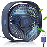 TedGem USB Ventilator, Handventilator Ventilator Klein PC Ventilator USB Mini Ventilator 3...