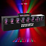 Equinox LED Domin8r Scannen Blitz Disko Effekt