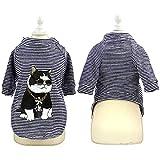 YUESJX Süße Hundebekleidung für kleine Hunde Katzen Mops Französische Bulldogge Chihuahua...