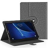 EasyAcc 360 Grad Drehung 10 Zoll Tablet Hlle fr TOSCIDO 4G LTE/Qimaoo/FIGE/TYD/Youxd/Vankyo...