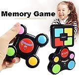 3 Stück Memory Spiele für Kinder und Erwachsene, Kinder Memory Match mit Lights Sounds Quizspiel...
