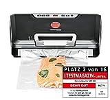 Rommelsbacher Vakuumierer VAC 485 schwarz/silber