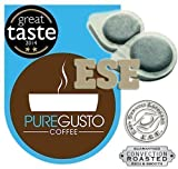 PureGusto-ESE-Kaffeekapseln, Mega-Mix, Auswahl-Box, 200 Stück