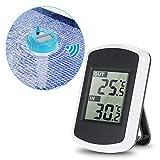DW007 Zubehör Zu Funk Poolthermometer: Wassertemperatur-Sensor Für Teich Thermometer Mit Fühler...