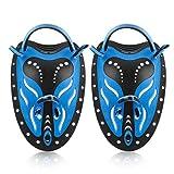 TAGVO Strke Handpaddel Schwimmpaddel Fr das Training Unisex