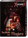 X-SCAPE - Das Atelier des Magiers - Escape Room Spiel fr 1-5 Spieler ab 12 Jahren - Level:...