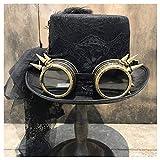 XYAL-Hats Xingyue Aile Top Hüte & Cowboy-Mützen, Art und Weise handgemachte Steampunk Zylinder mit...