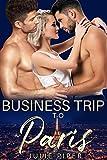 Business Trip to Paris: Bisexual Menage Romance (English Edition)