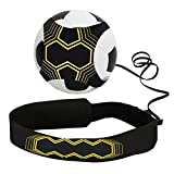 Infreecs Football Trainer Fußball Practice Solo, Fußball Training Adjustable Waist Belt für...