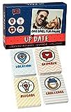 Up Date - Spiel für Paare. Außergewöhnliche Date-Ideen, Gesprächsthemen zum Kennenlernen,...