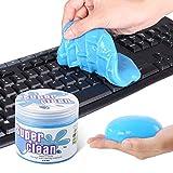 SYOSIN Tastatur Reinigung Super Clean Gel (160g) für Laptops, Computers,...