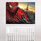 YuanMinglu Spider Hero hd Wallpaper Poster und leinwanddruck leinwand lgemlde wandkunst Dekoration...