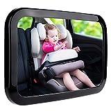 Zacro Rcksitzspiegel fr Babys Babyspiegel fr Autositz Einstellbar Sicherheitsspiegel Babyspiegel...