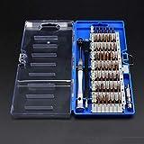 Präzisions-Schraubendreher-Set, 60-in-1-Schraubendreher-Set, Reparaturwerkzeug für Handy,...