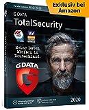 G DATA Total Security 2020 | 1 Gerät - 1 Jahr | Trust in German Sicherheit | Virenschutz für...