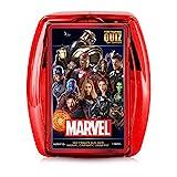 Winning Moves 63742 Cinematic Universe Quiz Antwortspiel rund um das Marvel Universium (mit 500...