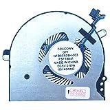 (Version 1) Lüfter Kühler Fan Cooler kompatibel für HP Pavilion 15-cc023ng, 15-cc107ng,...